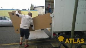Dollis Hill van removals