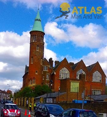 Church in East Finchley