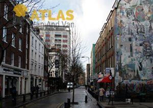 Tottenham Street - Fitzovia