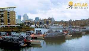 The Limehouse Basin